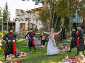 Площадки для свадьбы в Грузии