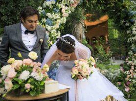 Свадьба в Тбилиси, фото