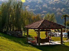 Lopota Lake свадьба в грузии