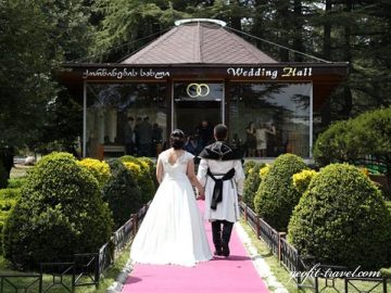 Marriage in Georgia country