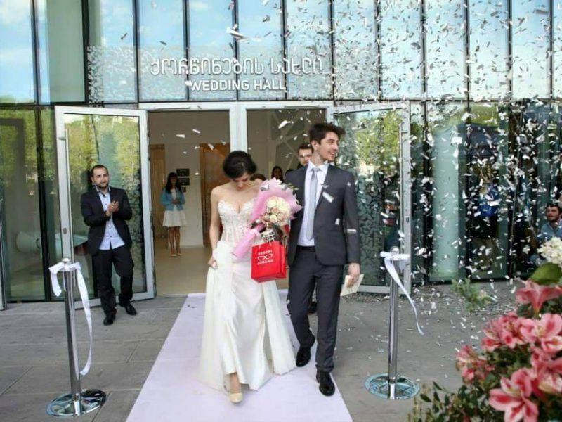 Tbilisi in marriage agency U.S. Embassy