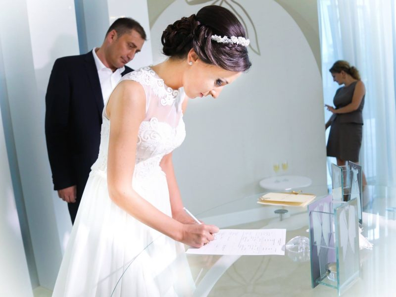 Tbilisi in marriage agency Registration of